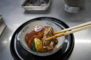 地鯖の味噌煮②