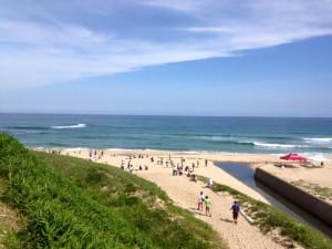 2015ビーチクリーンアップ 琴引浜
