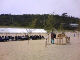 海開き(2009年度)