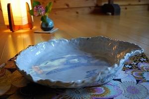 片口の盛鉢