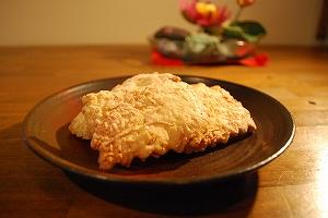 K様からの手作りクッキー